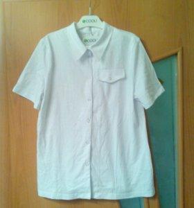 Женская трикотажная рубашка новая