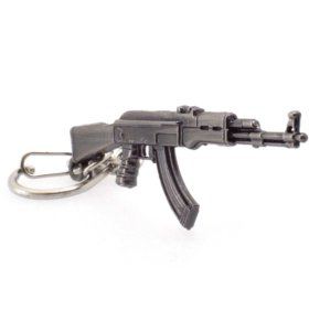 Брелок автомат Калашникова (АК-47)