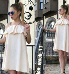 Платье лето (новое)
