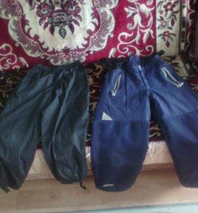 Непромокаемые штаны от 5 лет