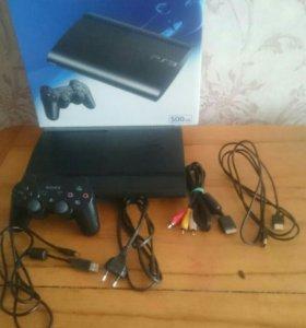 Sony PS3 (40 ИГР) 500Gb