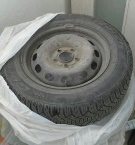 Зимние колеса форд фокус 2