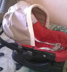 Авто кресло и коляска комплект