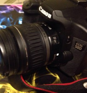 Canon EOS 50D Kit + рюкзак