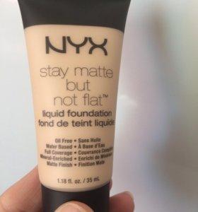 Тональная основа Никс NYX