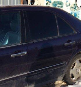 Дверь задняя Mercedes w210 avangarde