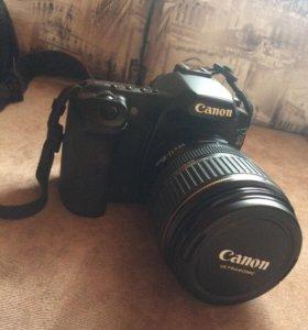 Canon 40D с объективом Canon EF-S 17-85 mm