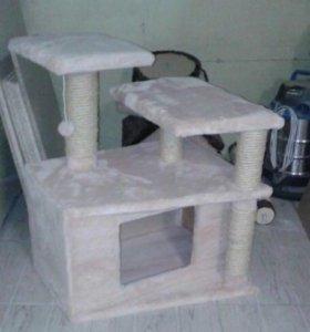 Дом когтеточка для кота