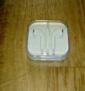 новые Apple EarPods