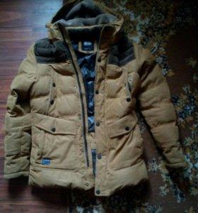 Зимняя курта (парка)
