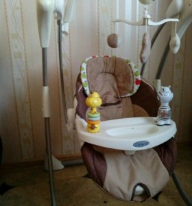Электрокачель для ребёнка