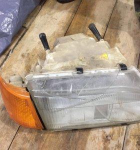 Правая блок-фара ваз-2113-2115 и задние фонари