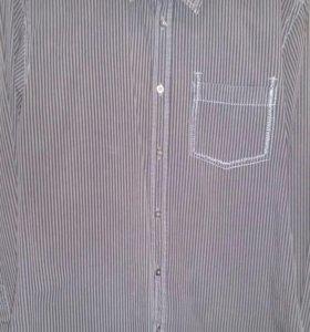 Рубашка мужская 46-р