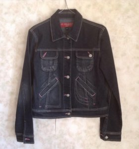 Куртка джинсовая р.40-42