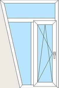 Лоджия 93м (ласточкино гнездо)