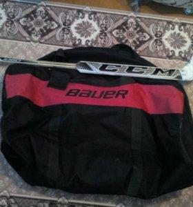 Продаётся вратарная хоккейная форма полностью