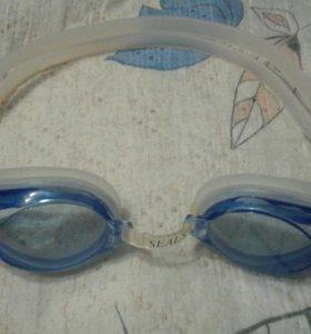 Продаю очки для плавания
