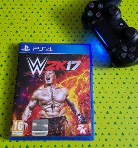 WWE 2k17 для PS4