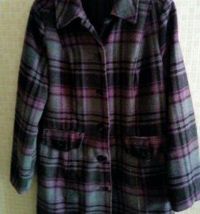 Легкое пальто 48-50