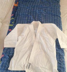 Кимоно демикс новое на рост 120 см