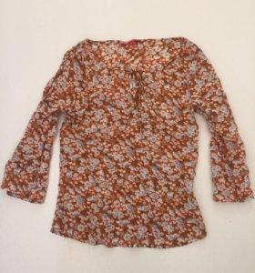 Блуза мехх, новая