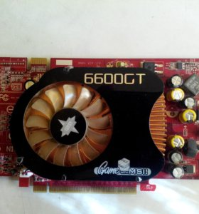 ВИДЕОКАРТА 6600GT