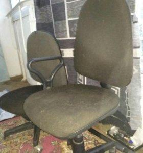 Компьютерные стулья 2 шт