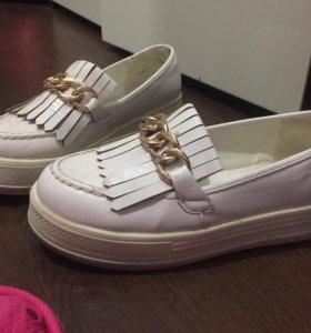 Слипоны, обувь,