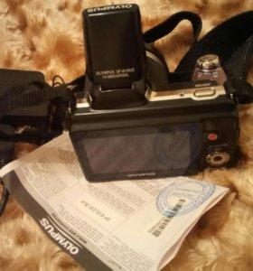 Фотоаппарат olympus,36крат зум