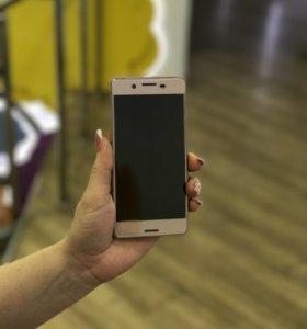 Телефон Sony Xperia X dual (rose gold)