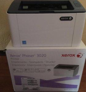 Принтер Xserox phaser 3020