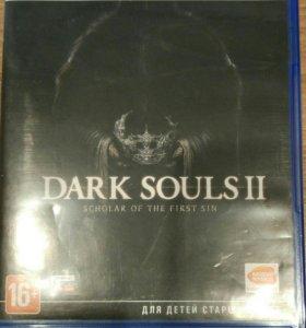Dark Souls 2 SotFS PS4