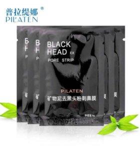 Чёрные маски для лица. 6гр