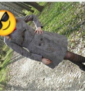 Плащ женский Sela 42 размер