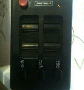 Диптон-р,устройство обьемного звучания