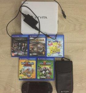 Приставка PS Vita