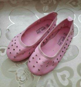 Обувь 100р