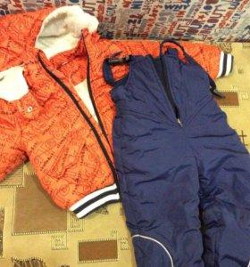 Зимний костюм для мальчиков