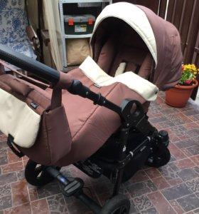 Детская коляска 3 в 1 MIKADO