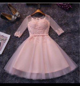 Платье новое, размер L, торг
