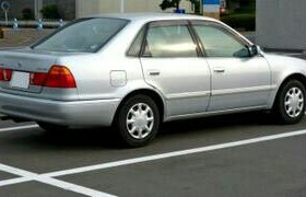 Запчасти АЕ110 Toyota Sprinter