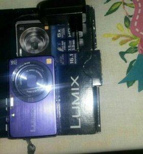 Фотоаппарат Panasonic DMC-FS 45
