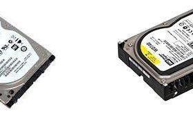 Жесткие диски SATA для ПК и ноутбуков