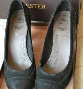 Chester новые туфли