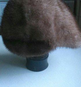 Норковая кепка (мех)