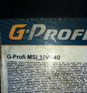Масло G-profi MSL 10W-40