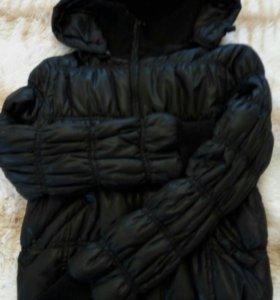 Куртка, размер 40, рост 164