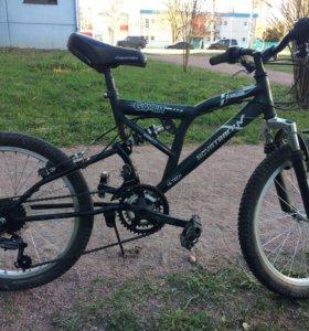 Детский велосипед novatrack gambit