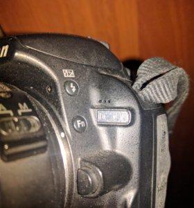 Фотоаппарат d3100 в хорошем состояние, сумка в под