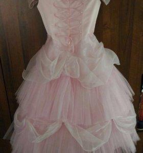 Платье праздничное для принцессы
